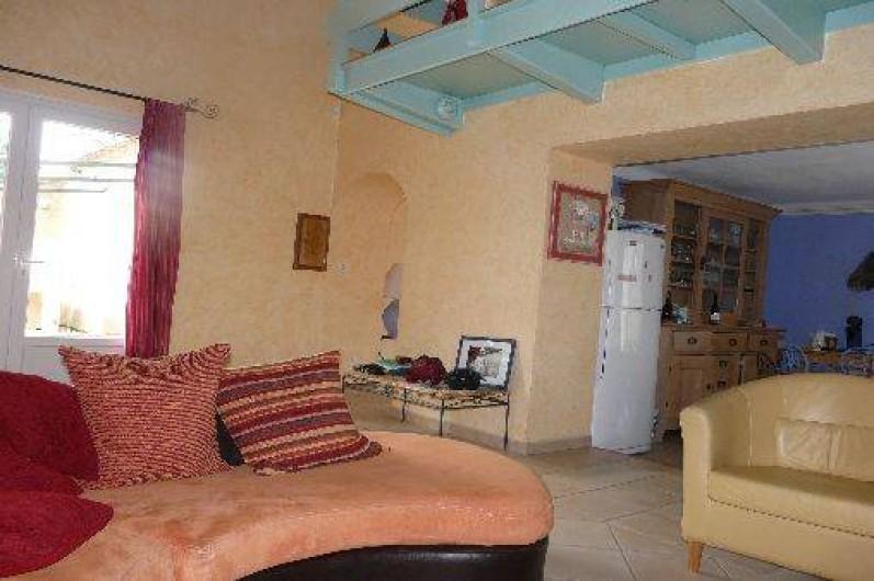 Location de vacances - Mas à Sabran