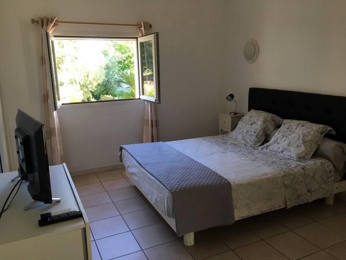 Location de vacances - Villa à Prunelli-di-Fiumorbo - chambre 1