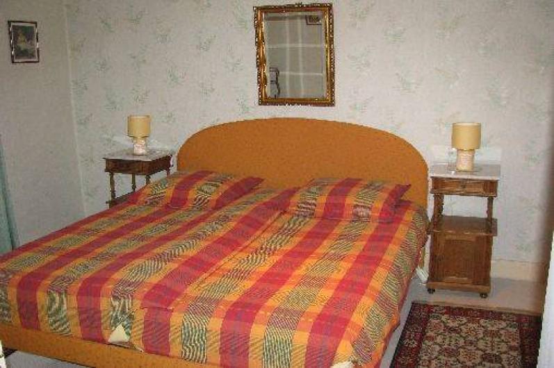 Location de vacances - Appartement à Sondernach - Chambre à coucher