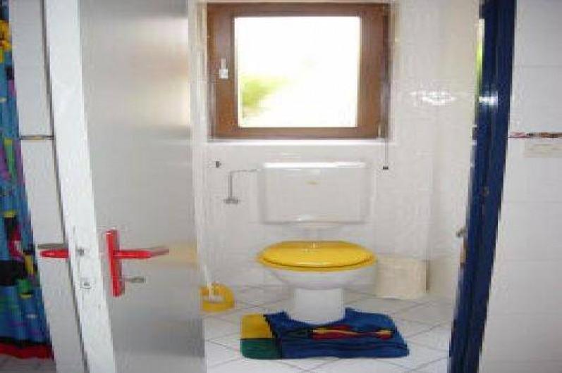 Location de vacances - Appartement à Sondernach - Wc