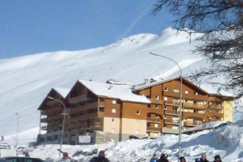 location appartement ski val d'allos