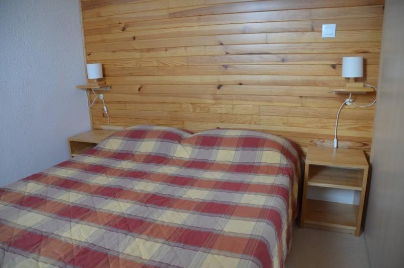 Location de vacances - Appartement à La Foux d'Allos - La chambre