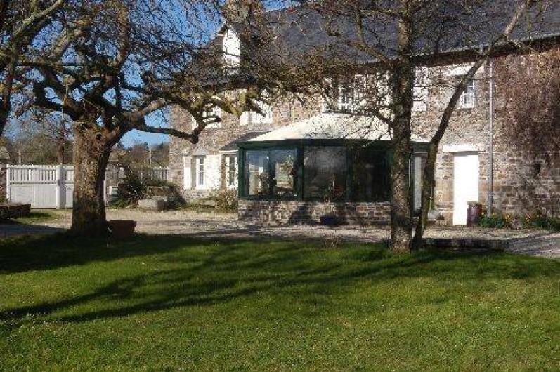 Location de vacances - Maison - Villa à Granville - Jardin