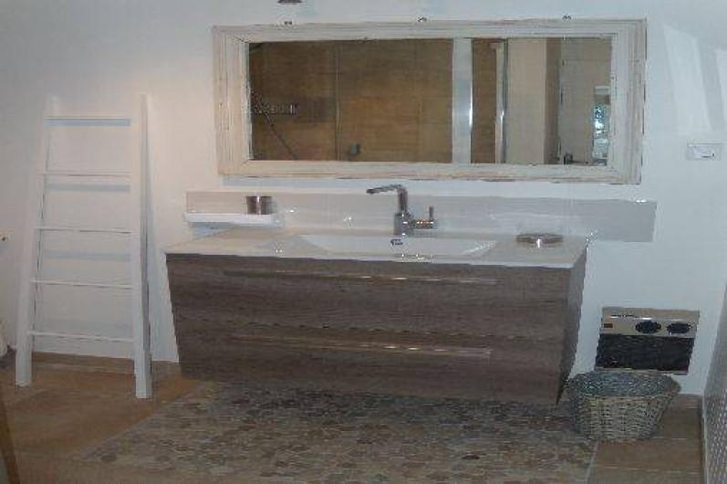 Location de vacances - Maison - Villa à Granville - Salle de bain n°2