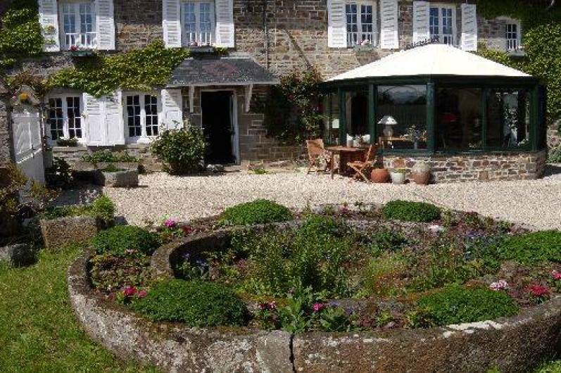 Location de vacances - Maison - Villa à Granville - Cour