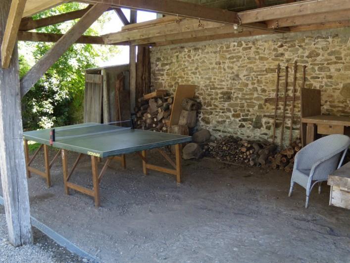 Location de vacances - Maison - Villa à Granville - Préau