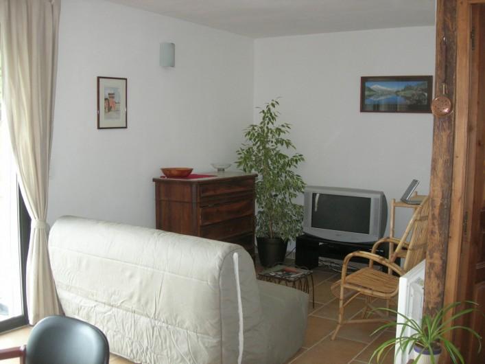 Location de vacances - Appartement à Cieutat