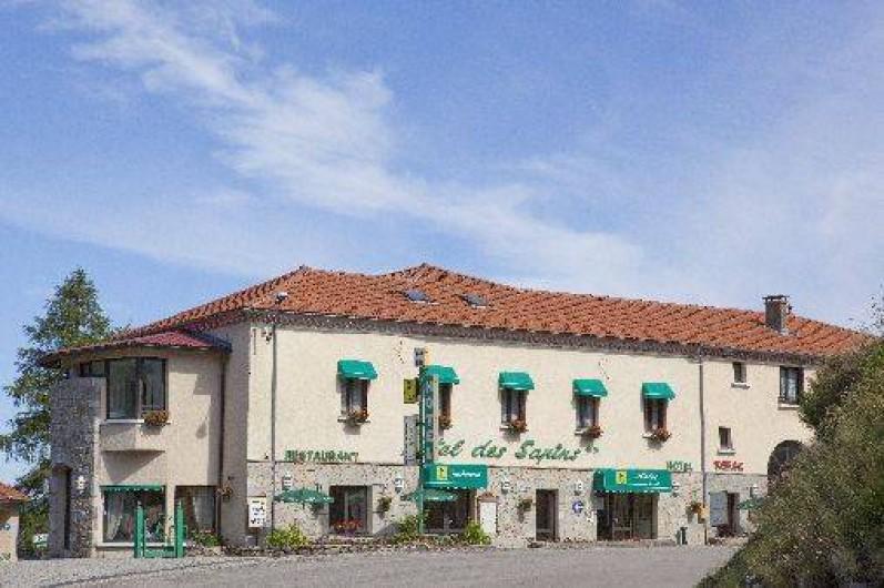Location de vacances - Hôtel - Auberge à Lanarce