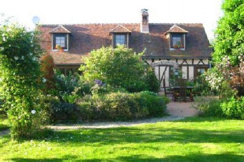 Location de vacances - Maison - Villa à Chéronvilliers