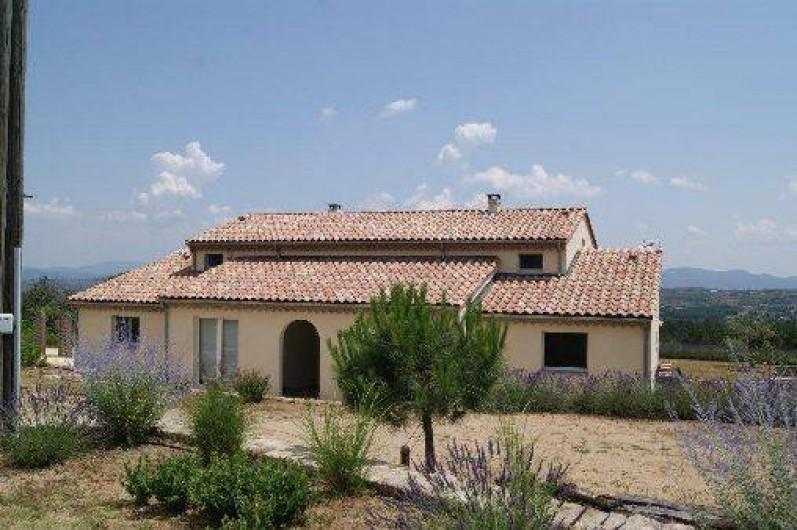 Location de vacances - Villa à Lablachère