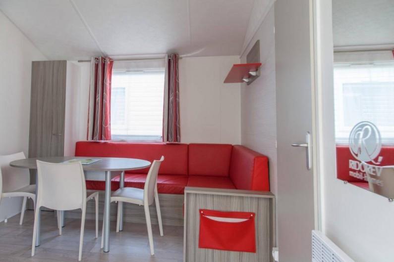 Location de vacances - Bungalow - Mobilhome à Landevieille - Location de mobil-home 3 chambres