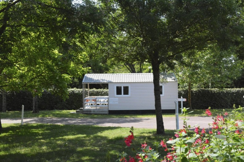 Location de vacances - Camping à Dolus-d'Oléron - Mobil Home Confort – Formule 3