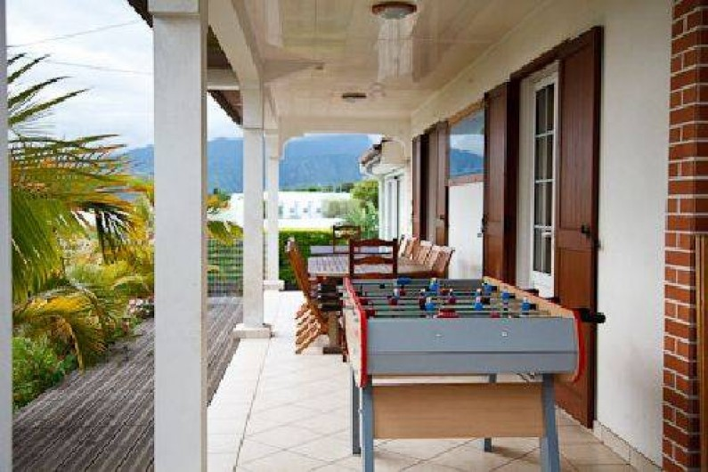 Location de vacances - Villa à Le Tampon