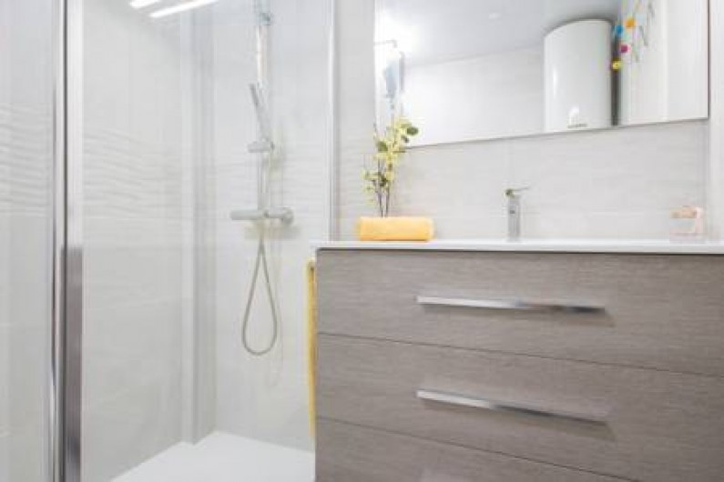 Location de vacances - Appartement à Salou - Baño