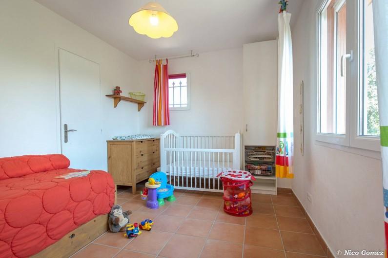 Location de vacances - Villa à Fayence - chambre d'enfants
