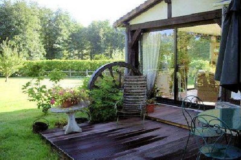 Location de vacances - Chambre d'hôtes à Clarbec