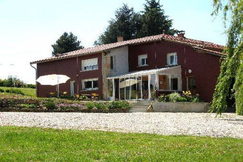 Location de vacances - Chambre d'hôtes à La Chapelle-de-Surieu