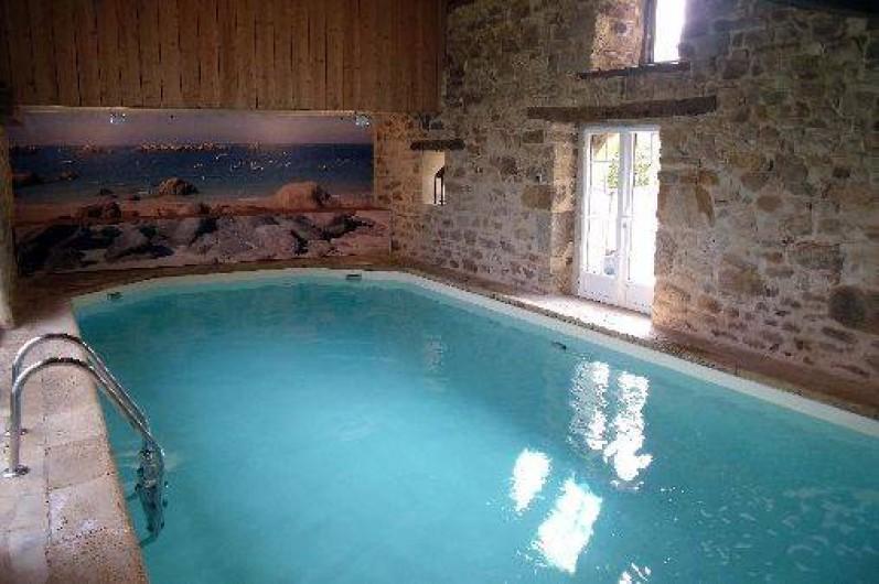 location de vacances gte carnot piscine 85mx4m chauffe toute l - Gite Avec Piscine Couverte Bretagne
