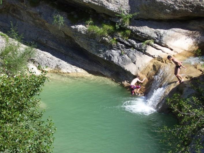 Location de vacances - Gîte à Saint-Nazaire-le-Désert