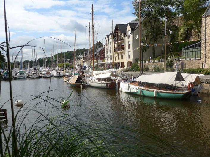 Location de vacances - Chambre d'hôtes à Camoël - Le vieux port à La Roche Bernard
