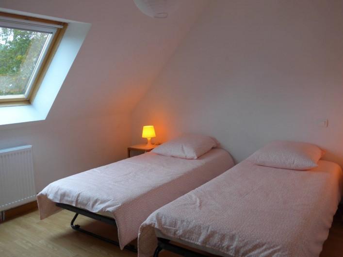Location de vacances - Chambre d'hôtes à Camoël - Chambre 4 à l'étage