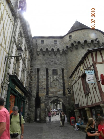 Location de vacances - Chambre d'hôtes à Camoël - Vannes la porte prison