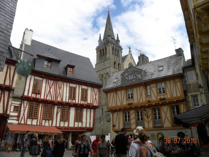 Location de vacances - Chambre d'hôtes à Camoël - Vannes centre