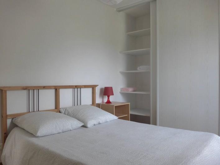 Location de vacances - Chambre d'hôtes à Camoël - Chambre 3 à l'étage
