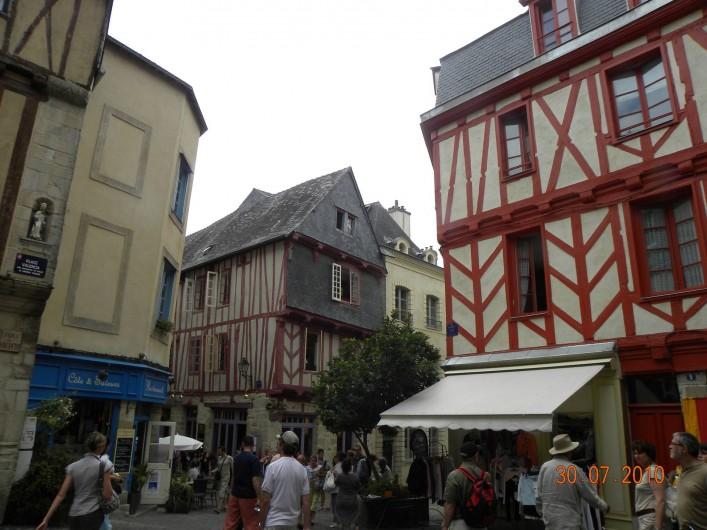Location de vacances - Chambre d'hôtes à Camoël - Vannes
