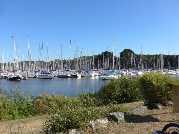 Location de vacances - Chambre d'hôtes à Camoël - Port de Plaisance de Camoël/Arzal