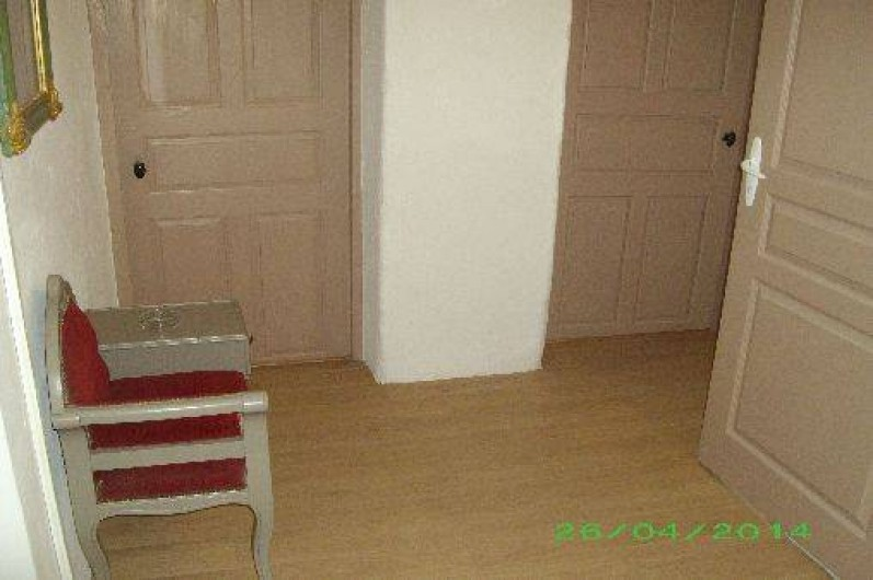 Location de vacances - Appartement à Isolaccio-Di-Fiumorbo - Entrée