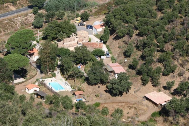 Location de vacances - Chalet à Sainte-Maxime - le Domaine Les Amandiers