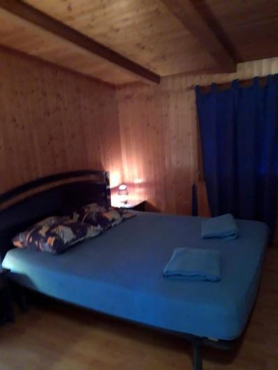 Location de vacances - Chalet à Sainte-Maxime - la chambre n°1