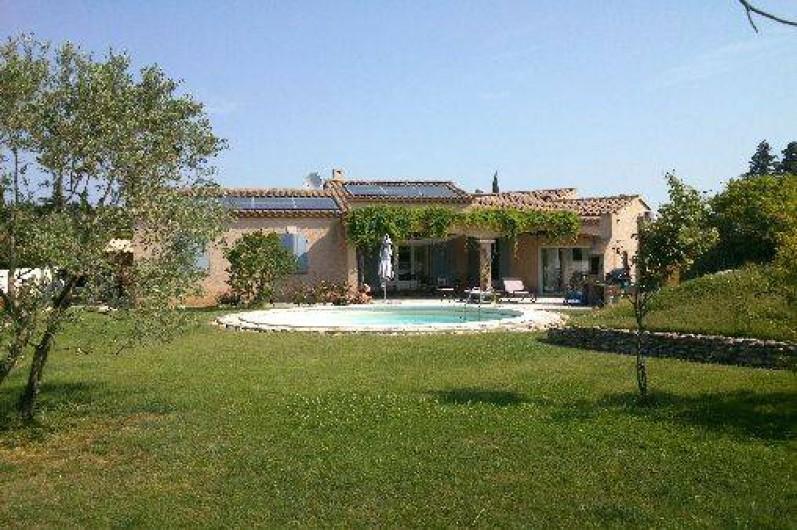 Location de vacances - Villa à Mollégès