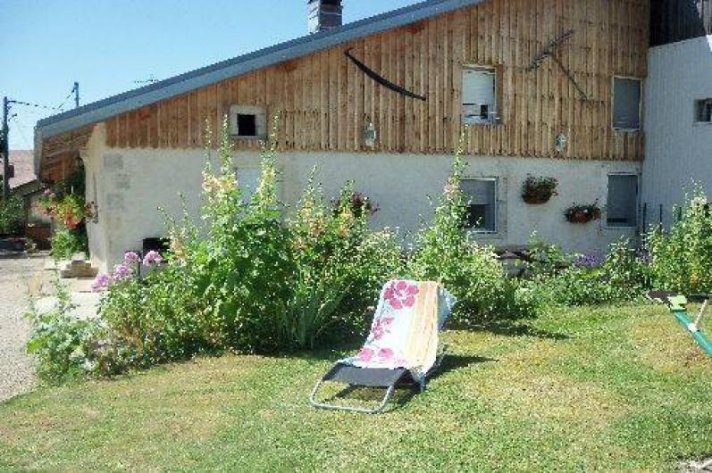Location de vacances - Gîte à Mignovillard
