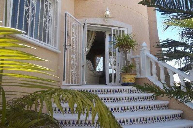 Location de vacances - Villa à Rojales