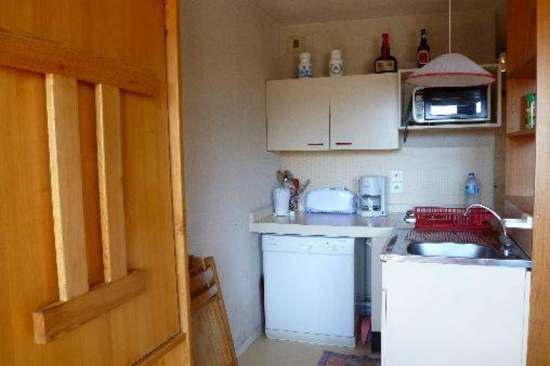 Location de vacances - Studio à Saint-Chaffrey
