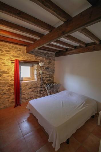 Location de vacances - Appartement à Saint-Hippolyte-du-Fort - Chambre