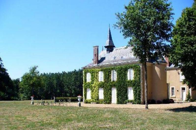 Location de vacances - Chambre d'hôtes à Château-Gontier