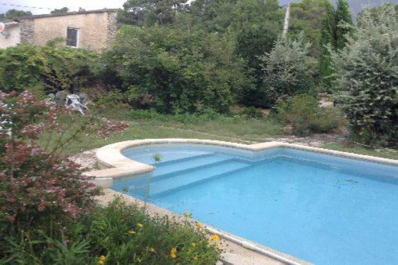 Location de vacances - Appartement à Saint-Pantaléon