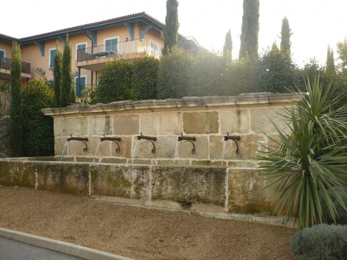 Location de vacances - Appartement à La Croix-Valmer