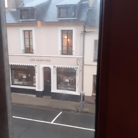 Location de vacances - Appartement à Saint-Valery-sur-Somme - face à l'appartement