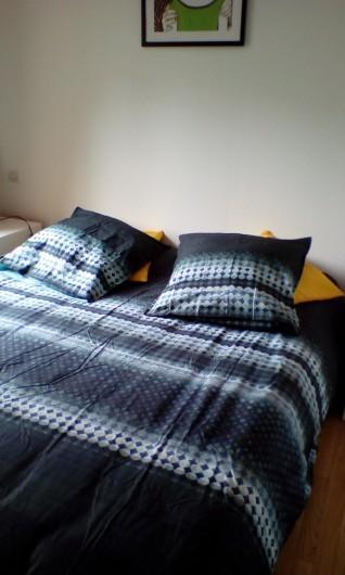 Location de vacances - Appartement à Saint-Valery-sur-Somme - chambre pour un couple
