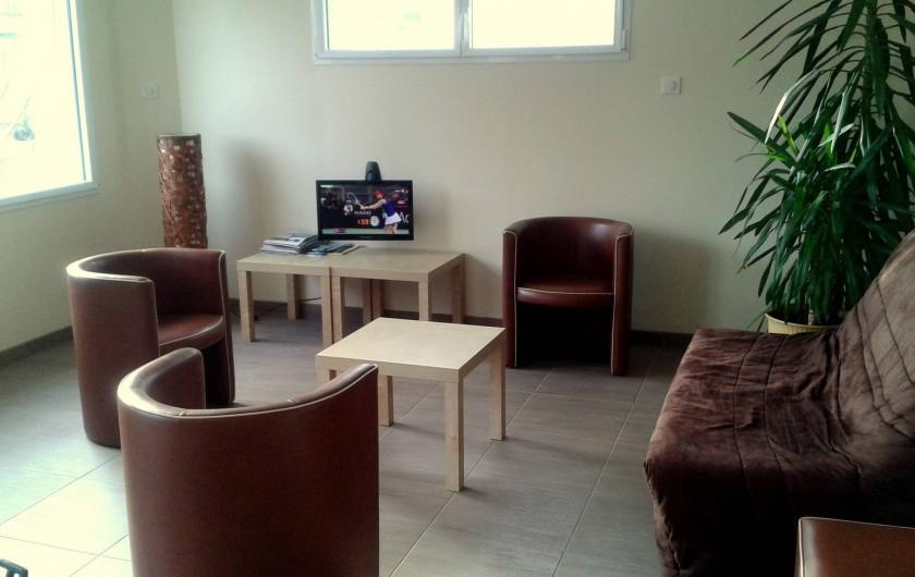 Location de vacances - Villa à Audierne - salon RDC