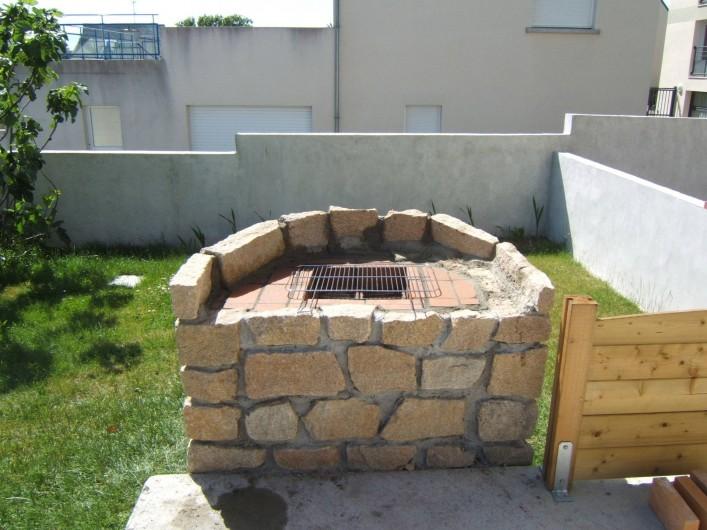 Location de vacances - Villa à Audierne - barbecue