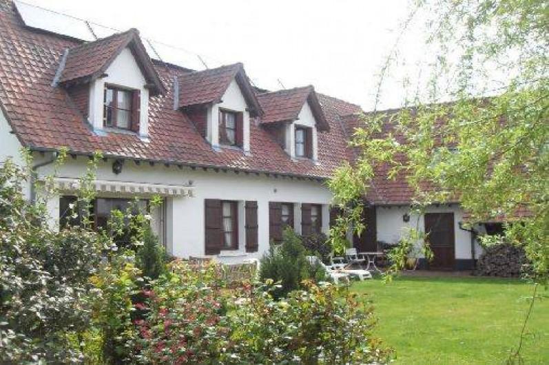 Location de vacances - Chambre d'hôtes à Saint-Josse