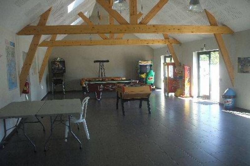 Location de vacances - Camping à Larmor-Baden