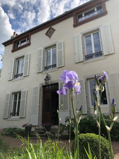 Location de vacances - Gîte à Tonnoy - Maison1881