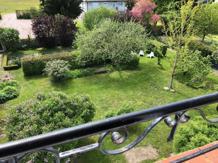 Location de vacances - Gîte à Tonnoy - le jardin clos et son potager