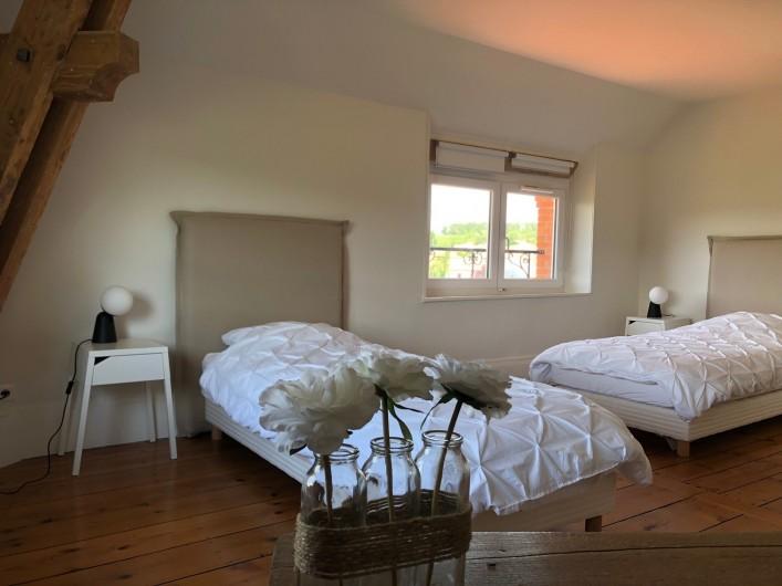 Location de vacances - Gîte à Tonnoy - la chambre 7